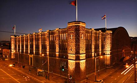 SF Armory